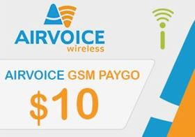 Picture of Airvoice GSM $10.00