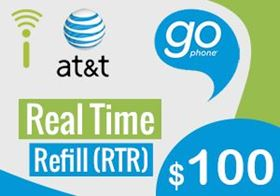 Picture of at&t go phone $100.00 - RTR