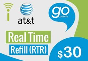 Picture of at&t go phone $30.00 - RTR