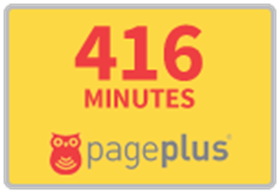Picture of Page Plus PayGo $25