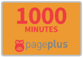 Picture of Page Plus PayGo $50