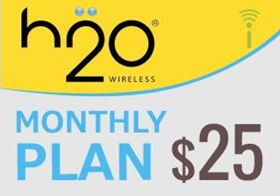 Picture of H2O Monthly Plan $25.00