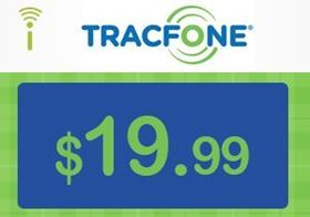 Picture of TracFone $19.99