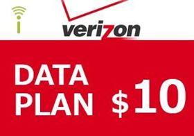 Picture of Verizon Data Plan $10.00