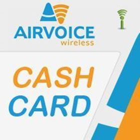 Picture of Airvoice GSM Cash Card $10.00